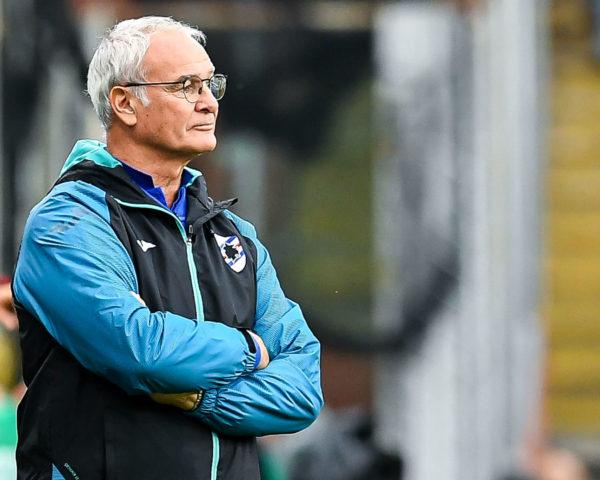 Inter Cambi Sampdoria Ranieri