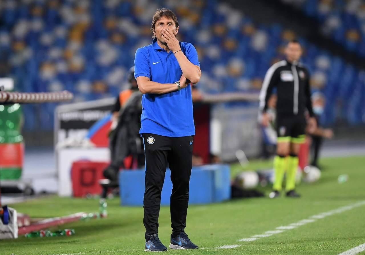 Inter, Conte: Ecco I Cinque Cambi Anti-Sampdoria