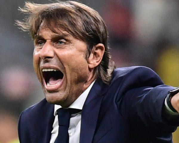 Inter Sampdoria Conte