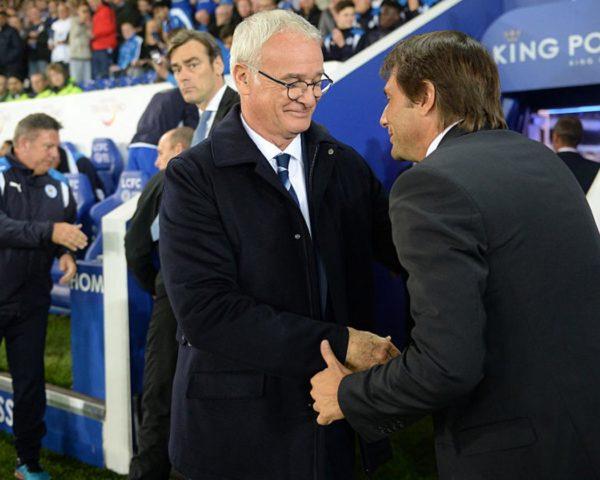 Ranieri Conte Inter Sampdoria