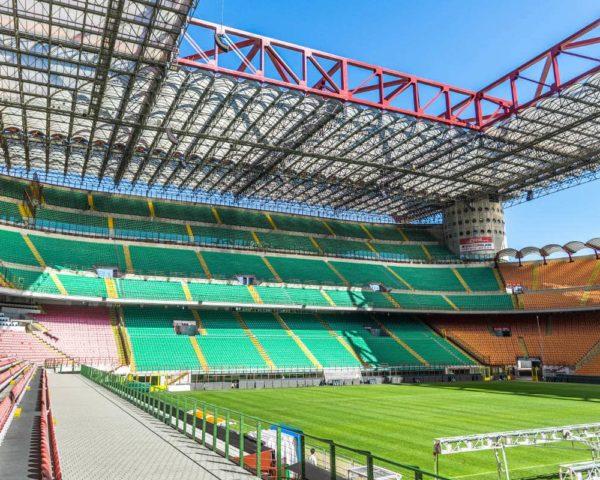 Serie A Chiusura Stadi San Siro
