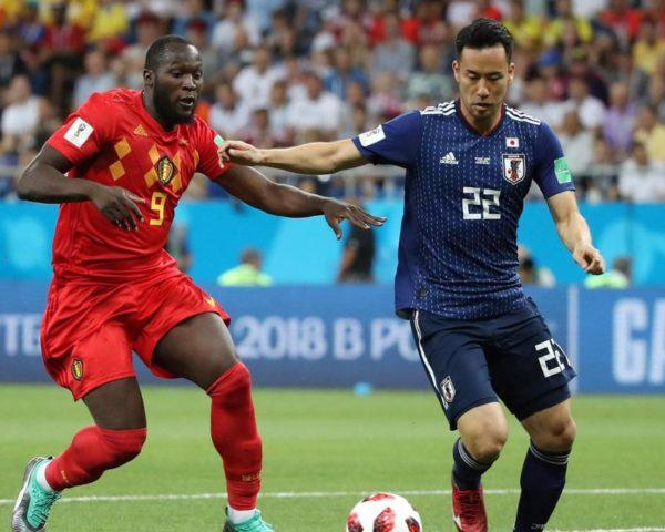 Yoshida Lukaku Inter Sampdoria Belgio Giappone