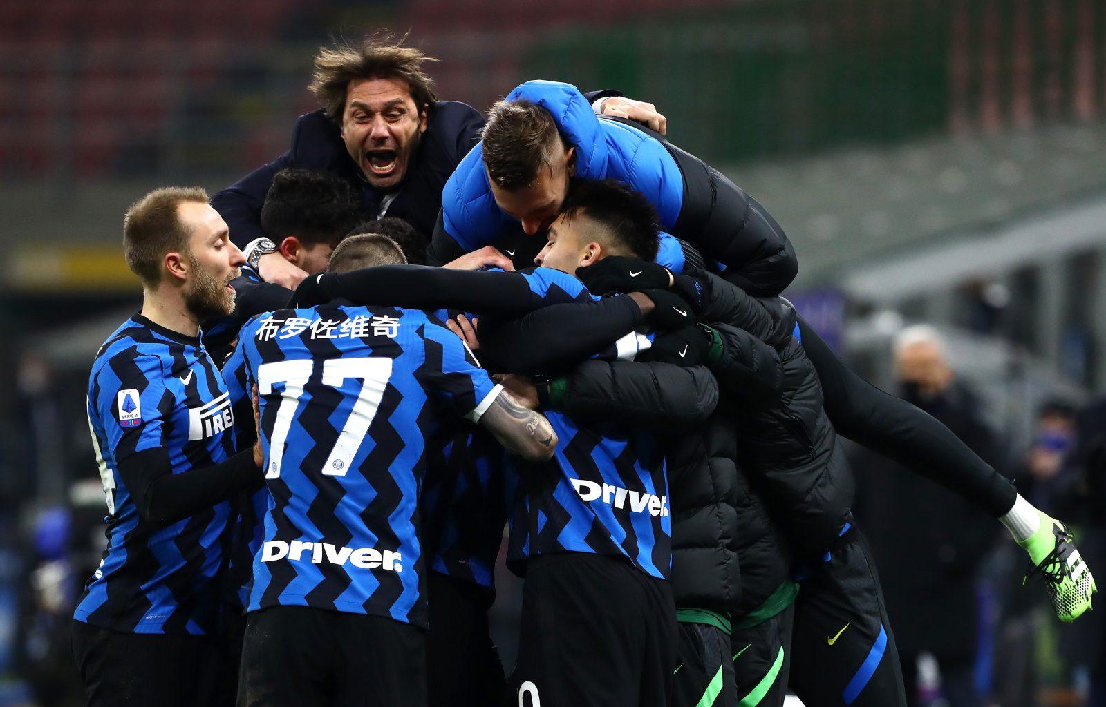 Inter, Il Lavoro Di Conte Si Vede: Guadagnati Oltre 100 Punti Sulle Rivali